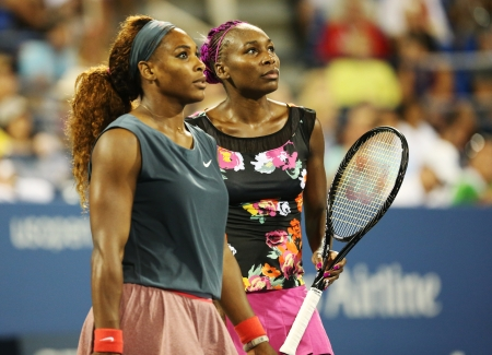 venus williams and sister