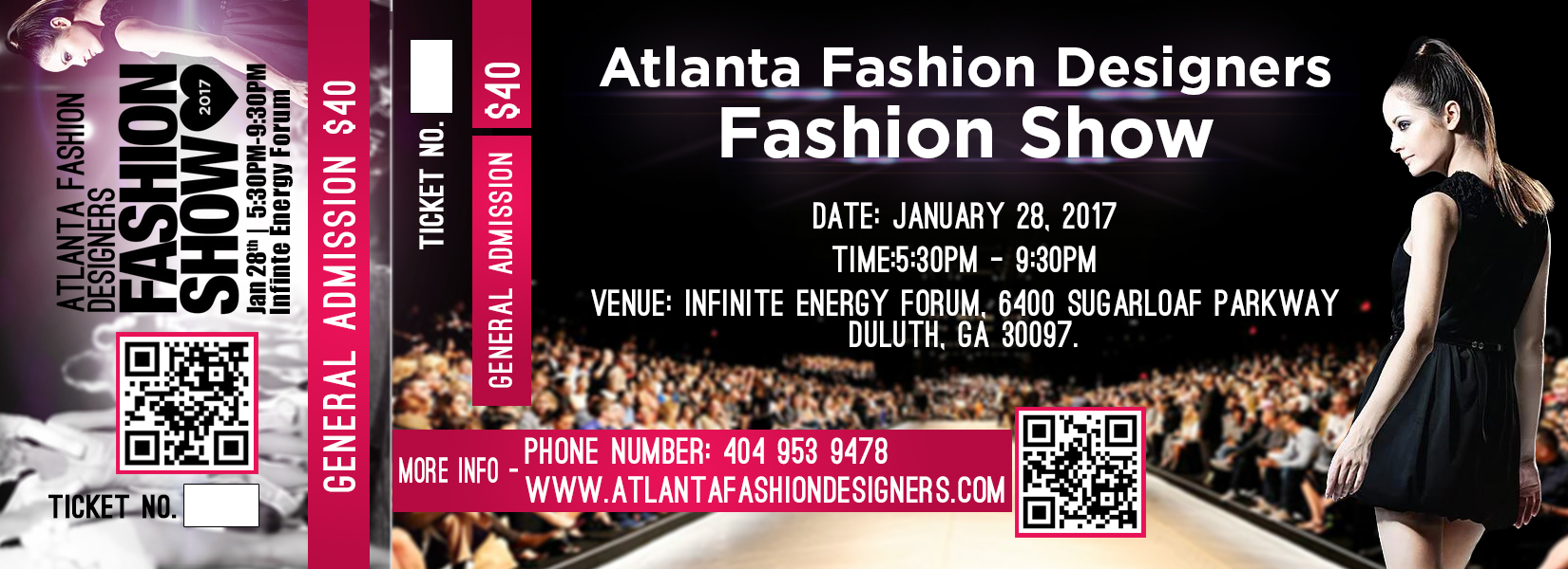 Atlanta Fashion Designers Fashion Show Tickets Are Still Selling ...